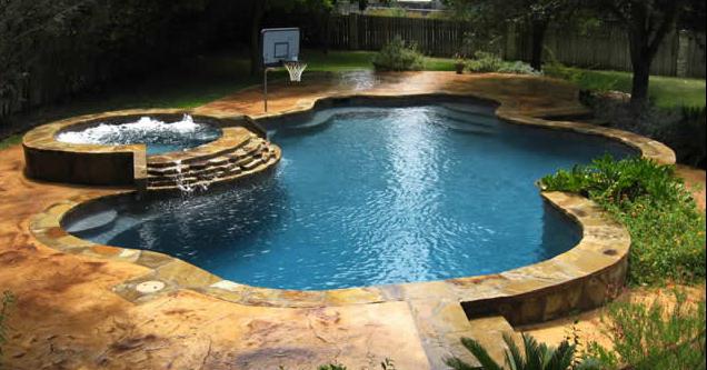 piscina impresa
