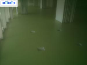 microcemento verde