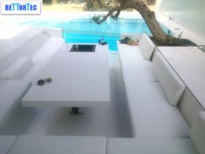 vista piscina poliuretano